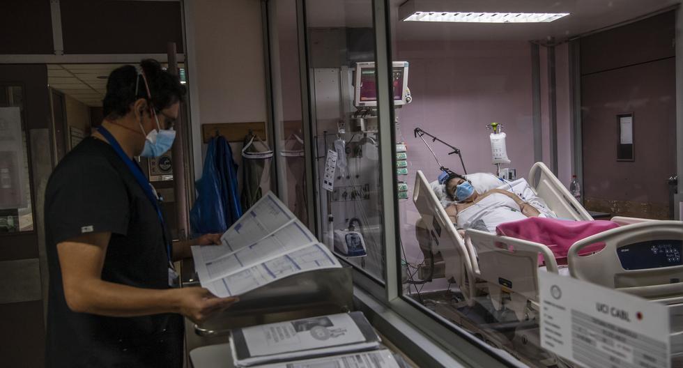 El país lidera la región en número de tests de coronavirus, con más de 1.109.000 pruebas, pero en la última jornada realizó 13.349, un número inferior a los 18.000 de promedio que se hicieron los días anteriores. (Foto: MARTIN BERNETTI / AFP)