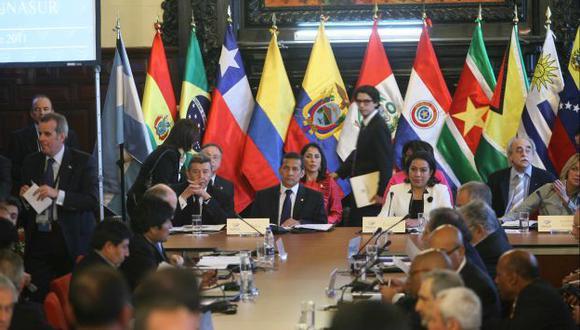 Encuentro de mandatarios se dará en noviembre. (Perú21)