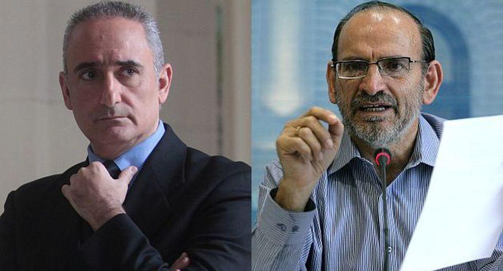 Simon exigió aclaraciones al ex presidente regional chalaco. (USI)