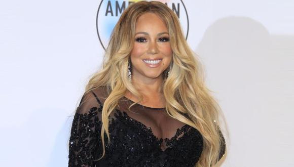 """La canción """"All I Want for Christmas Is You"""" de Mariah Carey se convirtió en la canción con mayor número de reproducciones en un día en Spotity.(Foto: EFE)"""