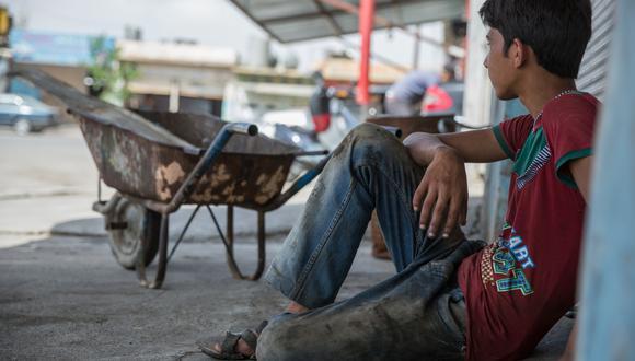 La Organización Internacional del Trabajo y UNICEF advierten de que nueve millones de niños más se encuentran en situación de riesgo debido a la pandemia de COVID-19.