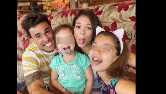 La Chanita también disfruta la llegada de Ariana, hija  mayor de Gino Assereto. (Instagram)