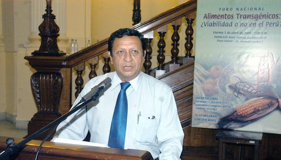 Roger Najar se encuentra en el bolo de posibilidades para asumir la Presidencia del Consejo de Ministros. (Foto: Difusión)