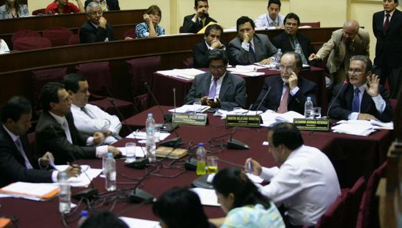 HORA CERO. La Comisión de Fiscalización debe votar mañana el informe final sobre el Banmat. (David Vexelman)