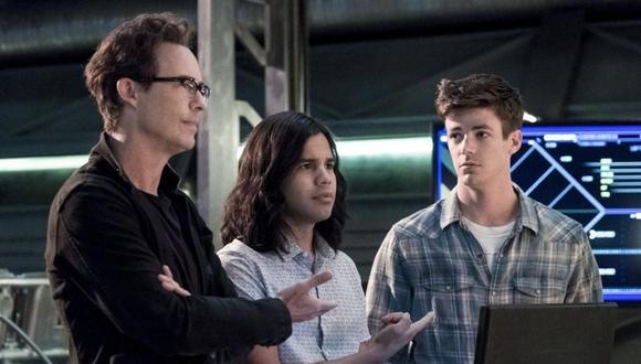 """""""The Flash"""" pierde a dos de sus protagonistas. (Foto: The CW)"""