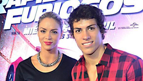 Sheyla Rojas y Patricio Parodi fueron pareja entre el 2015 y 2017. ¿Por qué terminaron? (Foto: GEC)