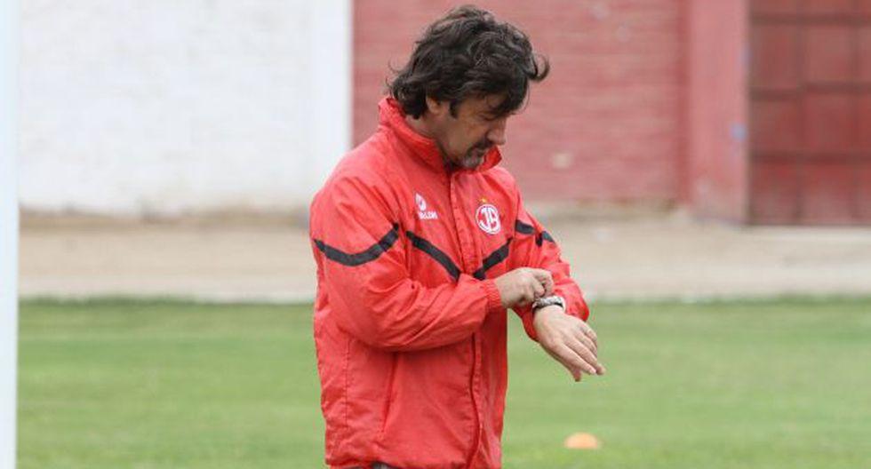 José Mari Bakero no cumple una buena campaña con Juan Aurich. (Foto: Depor)