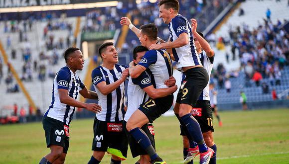 Alianza Lima aseguró su presencia en semifinales por el título nacional y también clasificó a la Copa Libertadores 2019. (Foto: Facebook Alianza Lima Oficial)