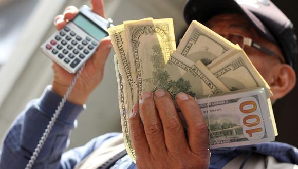 El dólar cerró a la baja el miércoles. (Foto: GEC)