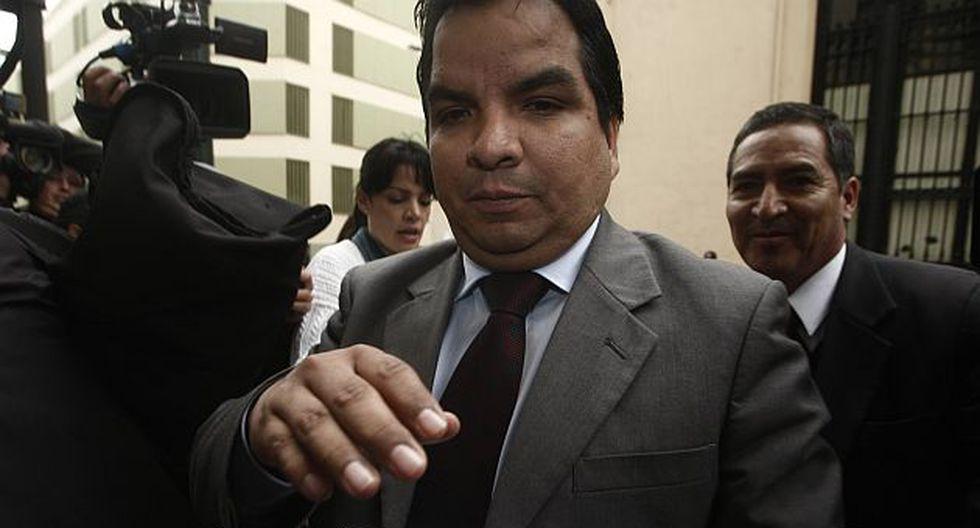 Julio Arbizu afronta otra denuncia penal. (USI)
