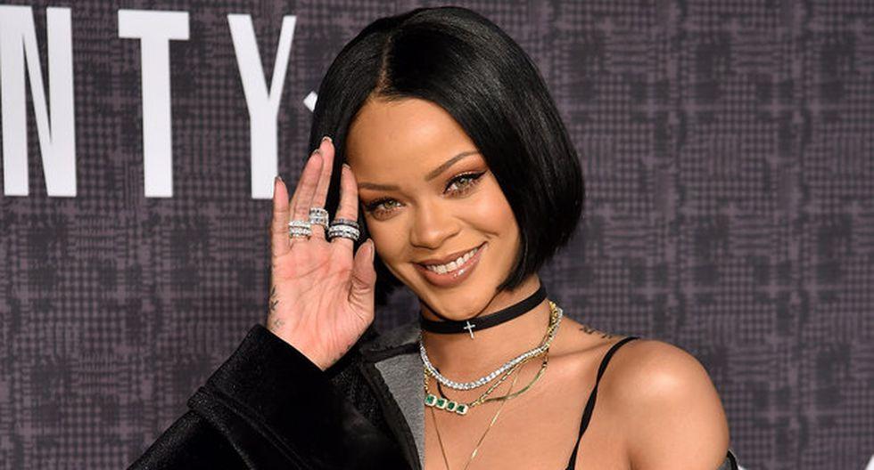 Rihanna creó una marca de maquillaje llamada Fenty Beauty