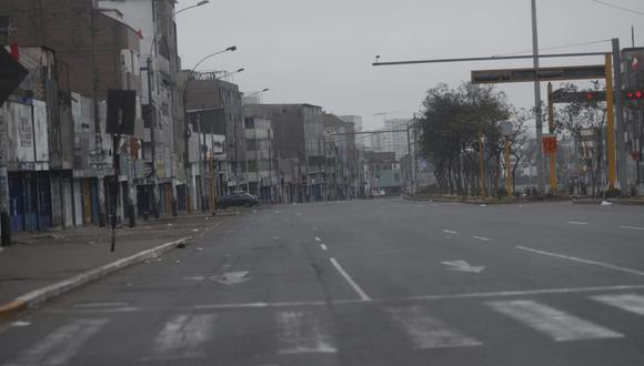 Regresan los domingos de inmovilización obligatoria en Lima Metropolitana.