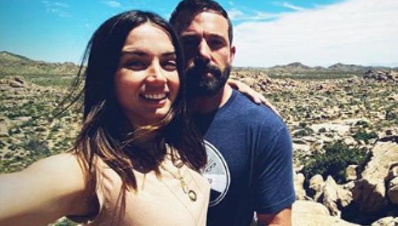 Ana De Armas confirma relación con Ben Affleck en Instagram. (Foto: Instagram)