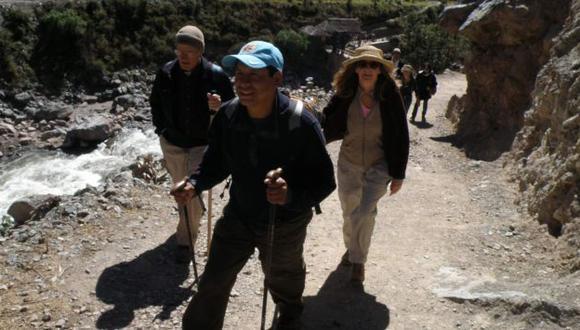 Patrimonio fue afectado. (Andina)