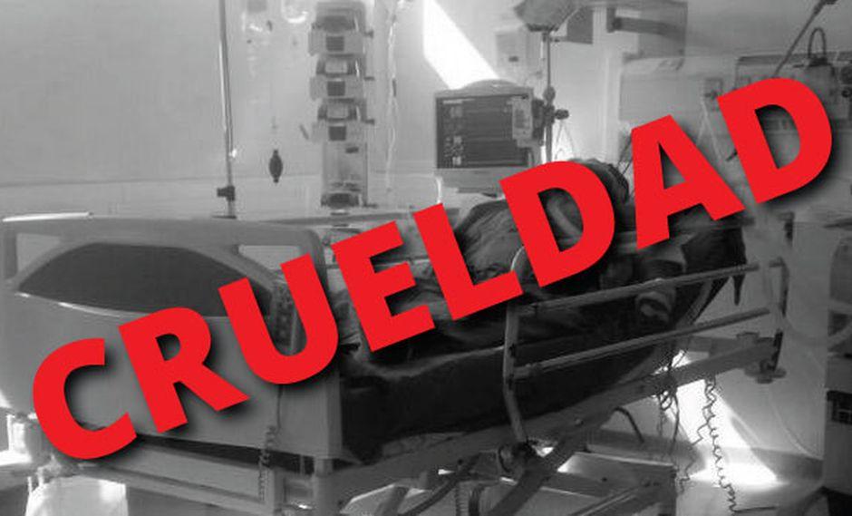 Fiorella Jiménez Ninaja, hermana de las víctimas denunció el caso como xeonofobia extrema. ((Richard Luna))