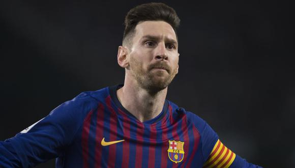 Barcelona vs. Levante. (AFP)