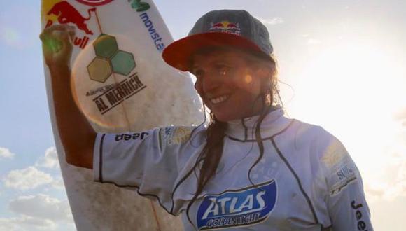 Sofía Mulanovich participará en el Mundial ISA de El Salvador, luego de la decisión de la Federación de Tabla. (Foto: Instagram)