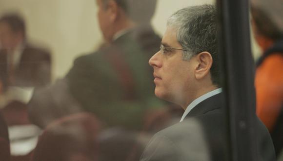 Óscar López Meneses el articulador. López Meneses no había perdido vigencia. (USI)