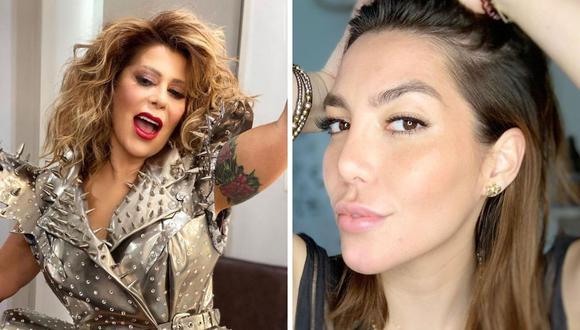 """Frida Sofía niega que conversación con su madre Alejandra Guzmán haya sido una """"emboscada"""". (Foto: Instagram / @laguzmanmx / @imfridag)."""