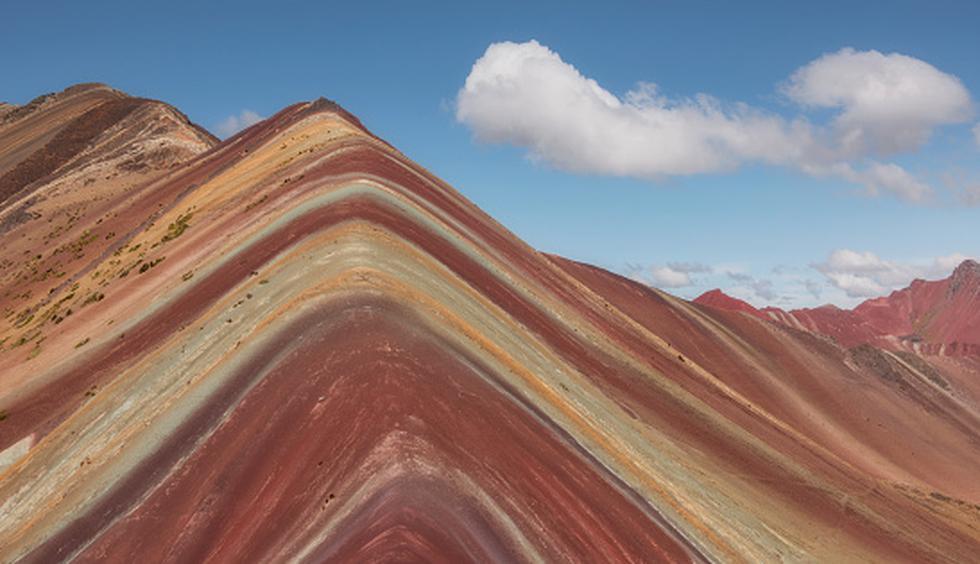 Montaña de Siete Colores. (Getty)