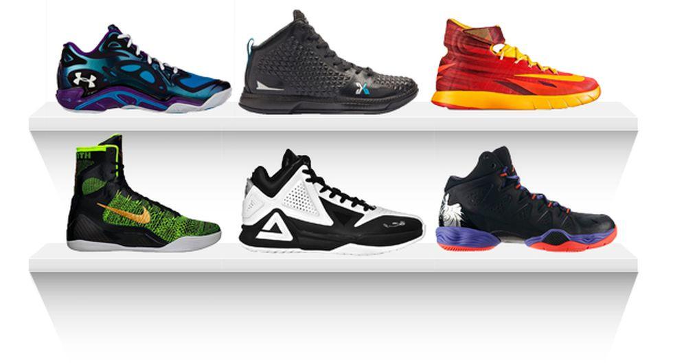 Estas 10 zapatillas de básquet tienen la mejor performance