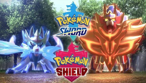 'Pokémon Sword and Shield' será uno de los videojuegos en los que se podrán concursar. (Pokemon)