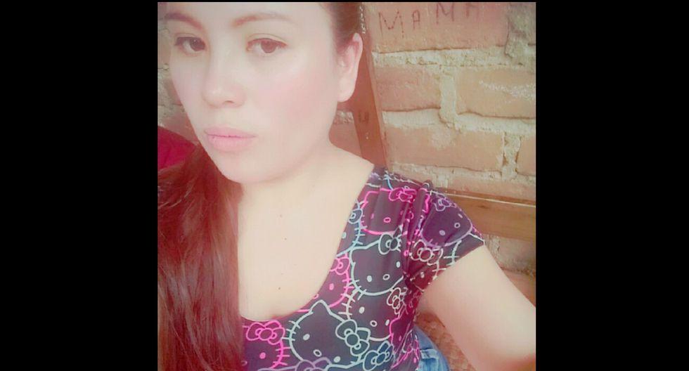 Marisol Estela Alva fue hallada en un cilindro. (Facebook)