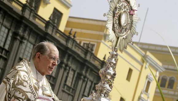 No a privilegios. Religioso fijó la postura de la Iglesia Católica sobre  polémico incremento. (Alberto Orbegoso)