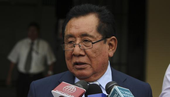 """""""Los abogados no tenemos por qué estar sometidos"""", señaló Mario Amoretti, ex decano del CAL. (Foto: USI)"""