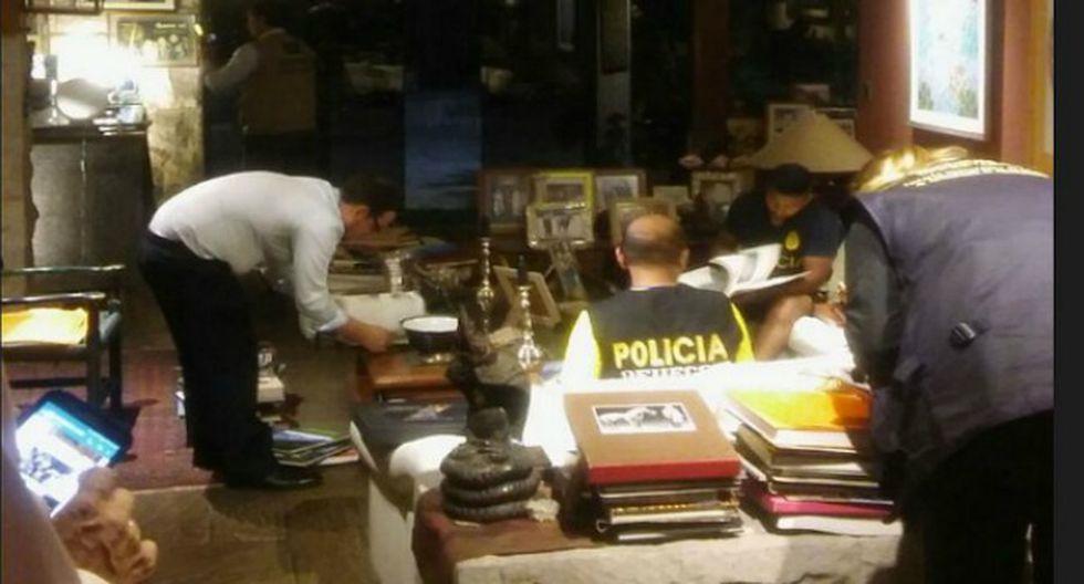 Investigan procedencia del dinero incautado en la casa de Alejandro Toledo.
