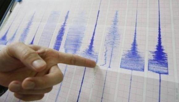 Temblor de magnitud 5,7 se sintió a las 9:16 a.m. de este viernes en la región Tacna. (Foto: IGP)