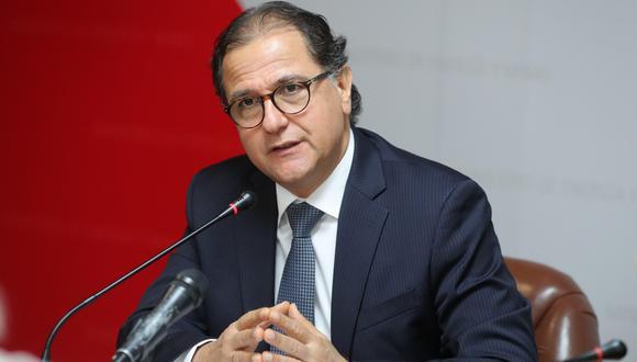 El ministro de Energía y Minas, Francisco Ísmodes, tiene dos interpelaciones planteadas en el Congreso. (Foto: EFE)