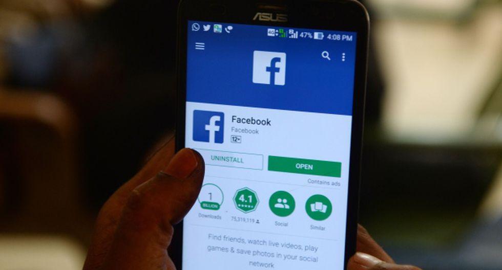 Lo que hace el usuario afuera de Facebook es una de las varias piezas de información que la red social utiliza para dirigir publicidad a la gente. (Foto: AFP)