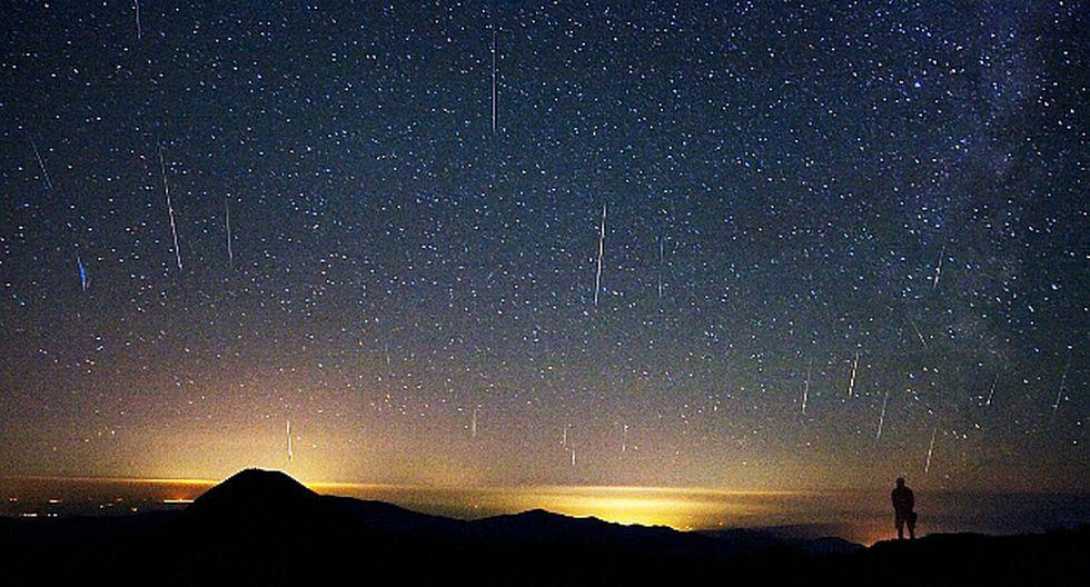 Las Perseidas: Mira en vivo la espectacular lluvia de estrellas que se verá todo el mes (Referencial/Reuters)