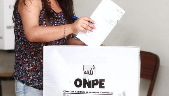 La Oficina Nacional de Procesos Electorales (ONPE) negó supuesto recorte de votos tras las Elecciones 2021 del pasado 11 de abril. (Foto: José Sotomayor Jiménez / GEC)