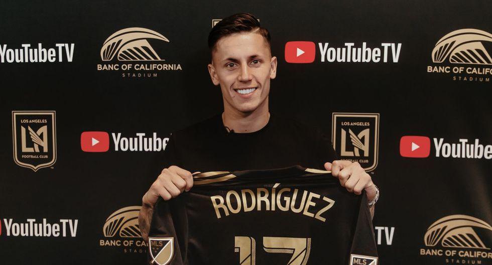 4.- Brian Rodríguez, de Peñarol a Los Angeles FC en la temporada 2019-20, por 11.4 millones de