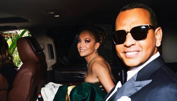 Jennifer Lopez y Alex Rodríguez respaldan candidatura de Joe Biden. (Foto: Instagram)