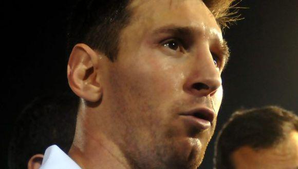 Messi desata pasiones. (AFP)