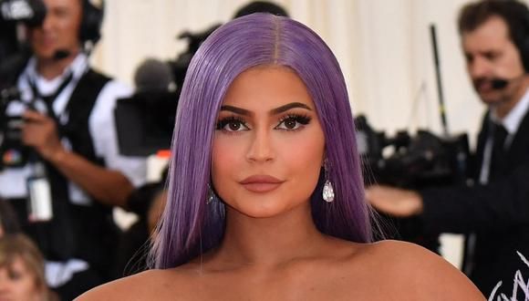 Kylie Jenner anunció que está en la dulce espera. (Foto: Angela Weiss | AFP)