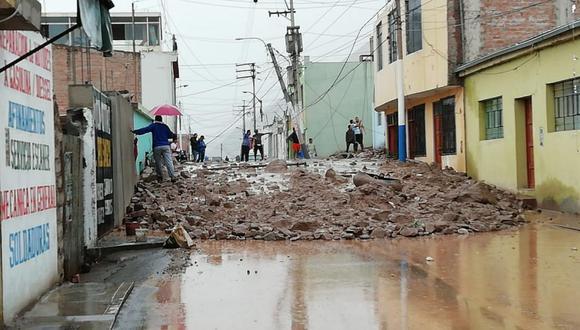 Las regiones del sur se han visto afectadas por huaicos y lluvias.  (Foto: GEC)