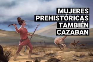 Los primeros cazadores de las Américas también eran mujeres