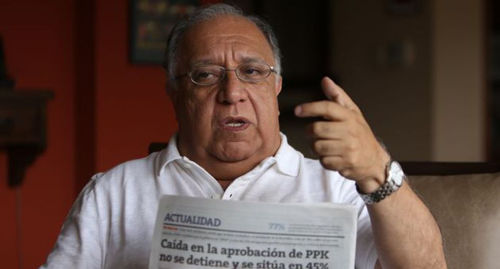 Fernando Tuesta, sobre reforma electoral: Se deben eliminar unos temas. (Anthony Guzmán de Niño)
