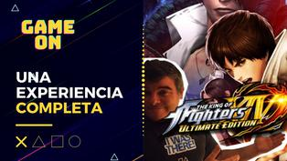 The king of Fighters XIV Ultimate Edition: Una experiencia completa