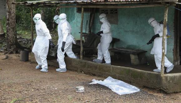 El virus ébola ha cobrado la vida de 1,350 personas. (EFE)