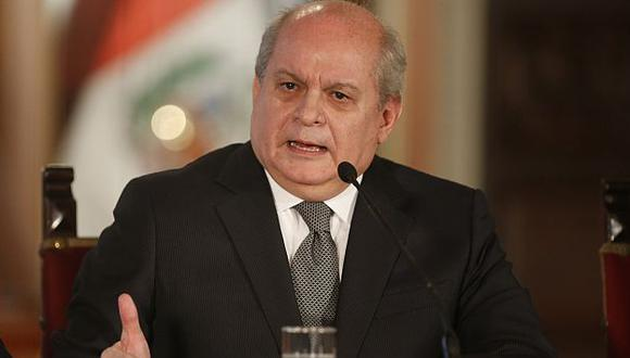 Fuerzas políticas saludaron convocatoria de diálogo de premier Pedro Cateriano. (USI)