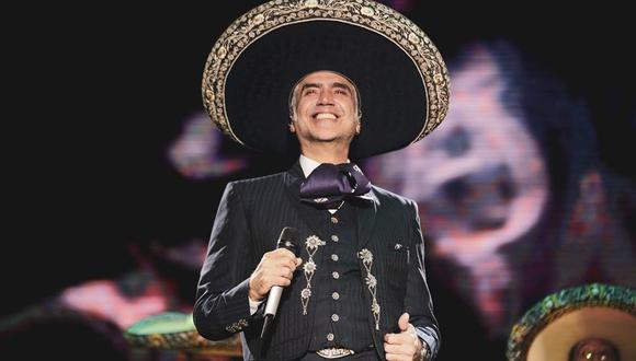 Alejandro Fernández ofrecerá un concierto virtual en vivo el próximo 3 de octubre. (Foto: @alexoficial)