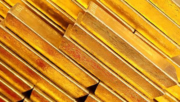 El oro ha subido alrededor de 1.5% esta semana. (Foto: Reuters)