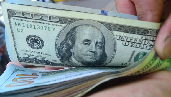 La intervención del Banco Central de Reserva logró retener la subida del dólar. (Foto: Andina)
