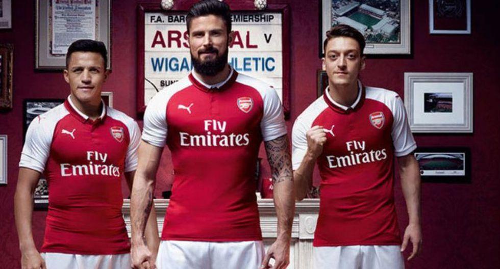 El Arsenal busca que su nueva 'mica' le traiga mejores resultados esta temporada. (Puma)