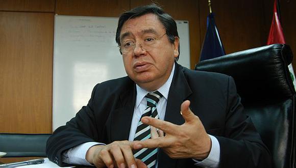 Genaro Matute recomendó fortalecer UIF para evitar infiltración del narco en la política. (USI)
